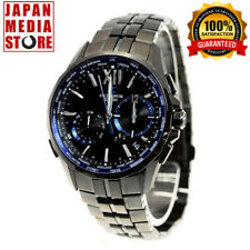 CASIO OCEANUS OCW-S3400B-1AJF MANTA Elegant Watch Tough MTV JAPAN OCW-S3400B-1A