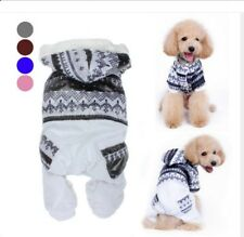 Polyester Jumpsuit Clothing & Shoes for Dogs