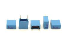 5x SIEMENS 1µF 63V-,10% (1000nF,1uF,Kondensatoren,Kondensator,B32520-C105-K)H182