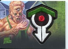 Mars Attacks Invasion Patch Relic Card MP-9