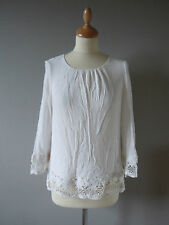 "BLOUSE ""FRENCH CONNECTION"" T38(F)/10(UK) - TBE"