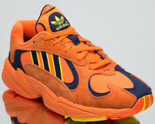 new product 9bd6d 35931 adidas Originals Yung-1 New Mens Lifestyle Shoes Hi-Res Orange Sneakers  B37613