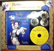 Belly Dancing Book & Kit, Mint in Box