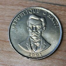 Haiti 1991 20 Centimes Uncirculated KM152