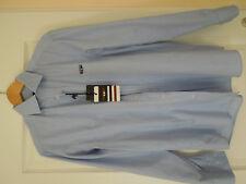chemise GALVANNI bleu ciel TM excellent état