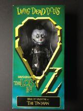 Living Dead Dolls - Wizard of Oz - The Tin Man - Mezco - Nib