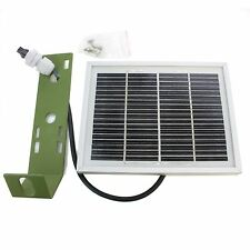 Replacement Solar Panel Charger Unit: Wild Beak Automatic Pheasant Game Feeder
