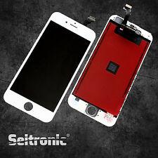 Display für IPhone 6 mit RETINA LCD Glas Scheibe -WEISS- WHITE - HOHE QUALITÄT