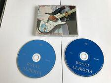 ERIC CLAPTON ROYAL ALBERTA Rare 2 CD SET 18.02.96