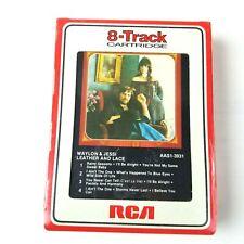Waylon & Jessi Leather and Lace 8 Track - Sealed NOS