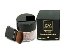 TOVA Secrets Beverly Hills Loose Powder 1.3 oz 37 g Peach Glow Boxed