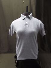 Fossil women's size S Small top polo SS Short sleeve 100% cotton grape color
