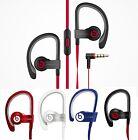 Original Beats by dr. Dre Powerbeats 2 wired in-ear earhook sport headphones
