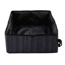 Cat Collapsible Litter Box Pet Litter Pan Waterproof Outdoor Foldable For T