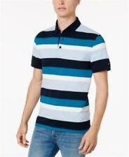 Tommy Hilfiger Classic Fit Cotton Ocean Depths Polo Mens Size XL New