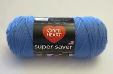 Red Heart Super Saver Yarn Light Periwinkle Acrylic 7 oz