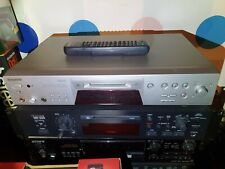 Sony MDS-JE780 MiniDisc Player WITH REMOTE. UK. SILVER. ATRAC Type-S. MD/LP.
