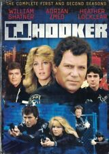 T.J. Hooker - The Complete First and Second Seasons DVD, 2005, 6-Disc Set Sealed