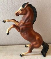 Breyer Classic REX #185 Bay Rearing Stallion 1965 - 1980