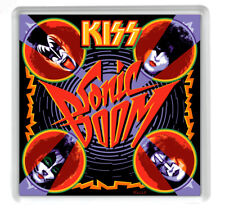 KISS Album Cover Drinks Coaster