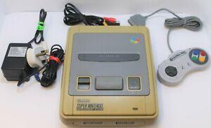 Super Nintendo Entertainment System - SNES Console (UNTESTED)