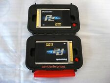 2 Mint Panasonic AJ-P2C016G 16GB P2 Cards for HPX-series camcorders, Pelican