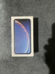Brand New - Apple iPhone XR 128GB Unlocked Blue Sealed in Original Box