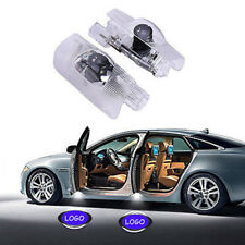 2x Ghost LED Door Step Courtesy Shadow Laser Lights For Toyota Camry 2006-2015