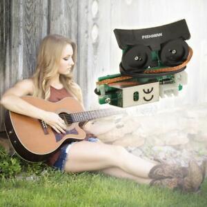 Acoustic Guitar Pickup System for Fishman VT1 Tail Nail Pickup EQ DIY USA