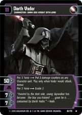 STAR WARS TCG WOTC REVENGE OF THE SITH DARTH VADER (S) 10/110 GEM MINT + 1 pack