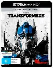 Transformers M Rated DVDs & Blu-ray Discs