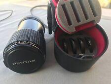 pentax smc 400-600 reflex rare mint