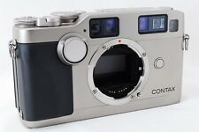 [Excellent++++]Contax G2D Data Back GD-2 G2 35mm Rangefinder Film Camera From 4