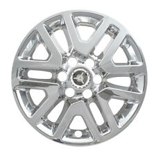 "16"" Chrome Wheel Skins / Hubcaps FOR '14-15 Nissan Xterra & 2014-2020 Frontier"