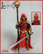 Four Horsemen Mythic Legions Siege At Bjorngar - FAUSTIA - Cleric
