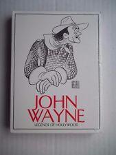 "5-DVD""S~John Wayne (Duke)~Legends of Hollywood~20-Classic Movies-6th Bonus DVD"