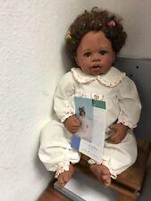 Monika Levenig Vinyl Puppe 65 cm. Top Zustand