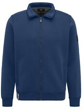 FYNCH HATTON® Zip Sporty Casual Cardigan/Midnight - 2XL SRP £90