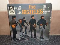THE BEATLES WE CAN WORK IT OUT/DAY TRIPPER FRENCH EP ODEON/EMI MEO107 VG