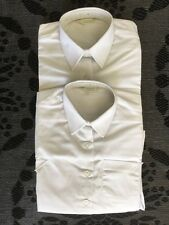 2 chemise Marks and Spencer taille 7 ans neuves