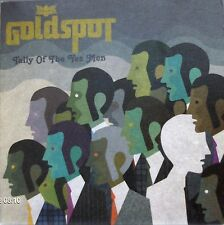 Goldspot - Tally of the Yes Men Promo Album (CD 2007) Collectable CD