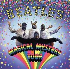 The Beatles - Magical Mystery Tour (Blu-ray/DVD, 2012, 2-Disc Set, DVD/Blu-ray)