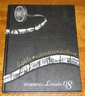 2008 Yearbook LINCOLN HIGH SCHOOL Portland Oregon OR Ore