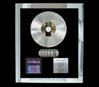 NINE INCH NAILS PRETTY HATE MACHINE MULTI (GOLD) CD PLATINUM DISC FREE POSTAGE!!