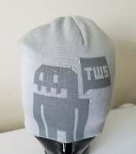 TWS Transworld Snowboarding tuque toque knit winter beanie ski skull cap hat