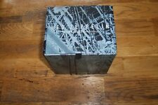 RARE LED ZEPPELIN CD BOX-SET COMPLETE STUDIO RECORDINGS + 3 OTHER BOX-SETS.