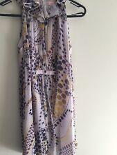 Matthew Williamson Silk Dress 6