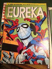 EUREKA N°7 1979 - EDITORIALE CORNO UOMO RAGNO SPIDERMAN