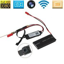 Mini Wireless HD 1080P Hidden Camera WiFi Module DVR Video IP P2P Recorder