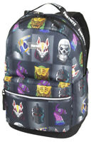 FORTNITE Kid's Multiplier Backpack, Gray/Multi, One Size